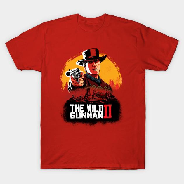 The Wild Gunman 2