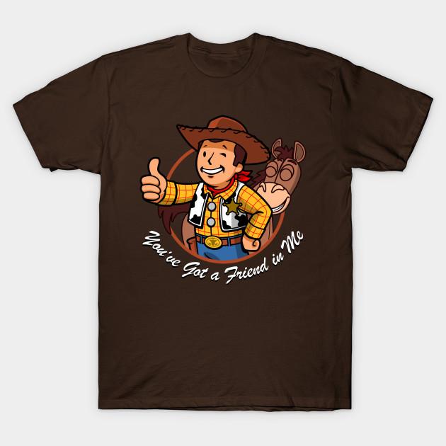Vault Woody T-Shirt