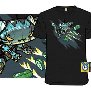 Mecha-Cat T-Shirt