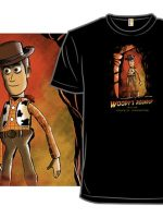Woody's Roundup and the Power of Imagination T-Shirt