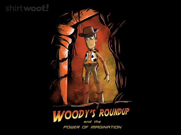 Woody's Roundup and the Power of Imagination