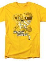 Yellow Ranger T-Shirt