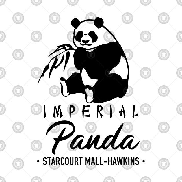 IMperial Panda - Starcourt Mall Hawkins