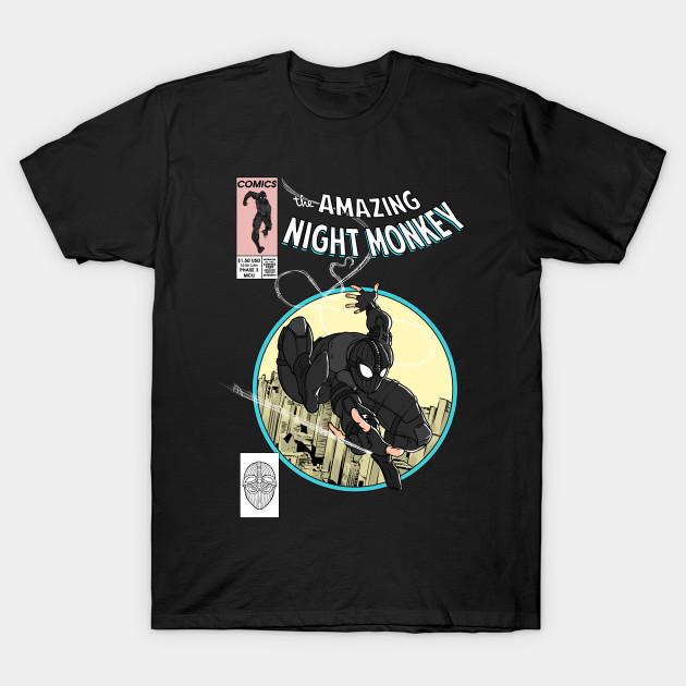 Spider-Man Night Monkey T-Shirt