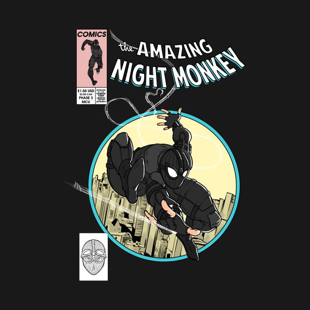 Amazing Night Monkey
