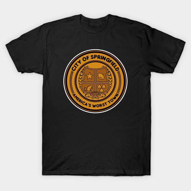 Springfield T-Shirt
