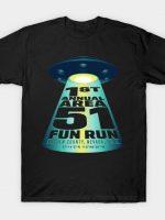 Area 51 Fun Run T-Shirt