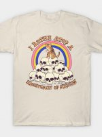 Bathe Atop A Mountain Of Skulls T-Shirt