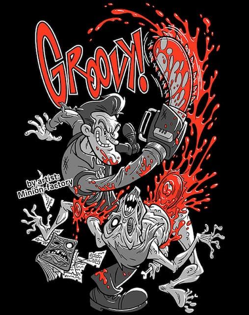 Bloody Groovy