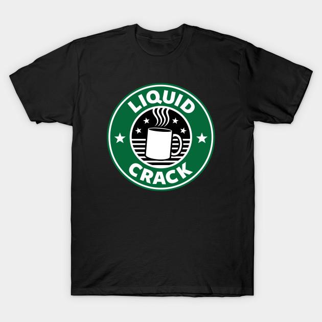 Liquid Crack T-Shirt