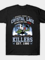 Crystal Lake Killers T-Shirt