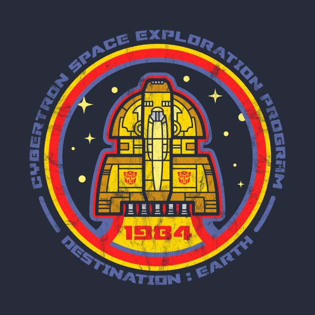 Cybertron Space Exploration Program