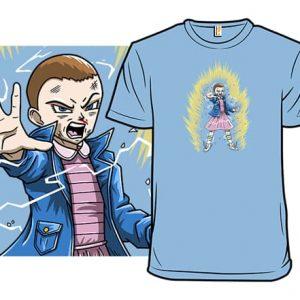 Stranger Things Eleven T-Shirt