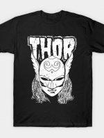 HEAVY METAL GODDESS T-Shirt