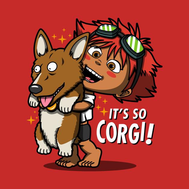 It's so Corgi!