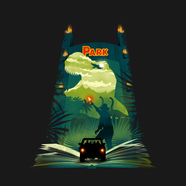 Jurassic Book