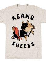 KEANU SHEEBS T-Shirt
