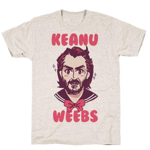 KEANU WEEBS