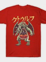 Kaiju Cthulhu T-Shirt