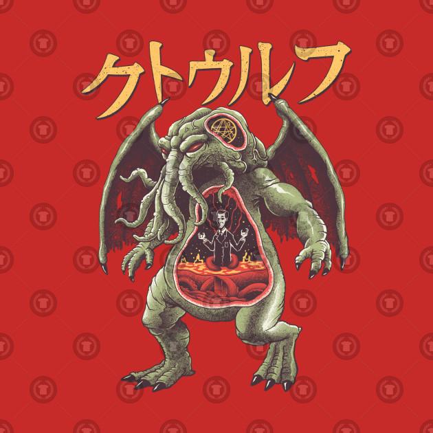 Kaiju Cthulhu