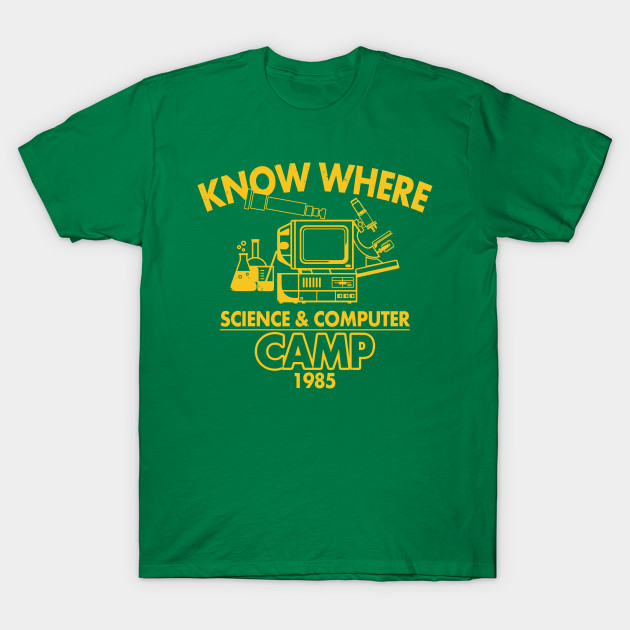 Know Where Camp T-Shirt