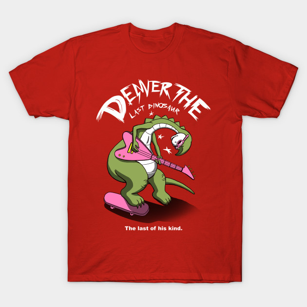 Last Dinosaur vs The World T-Shirt