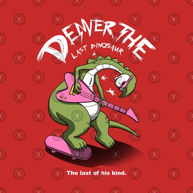 Denver, the Last Dinosaur T-Shirt