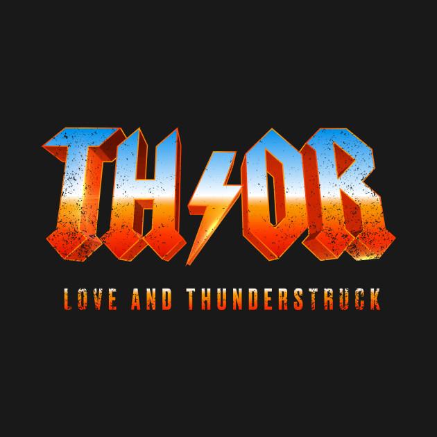 Thor: Love and Thunderstruck