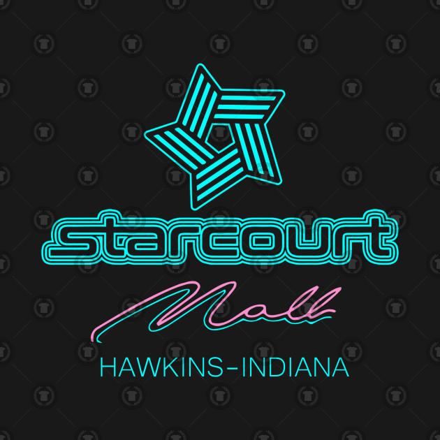 Starcourt Mall - Hawkins, Indiana
