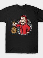 Mask boy T-Shirt