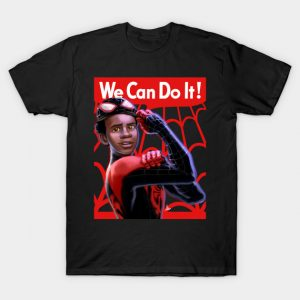 Miles Morales Spider-Man T-Shirt