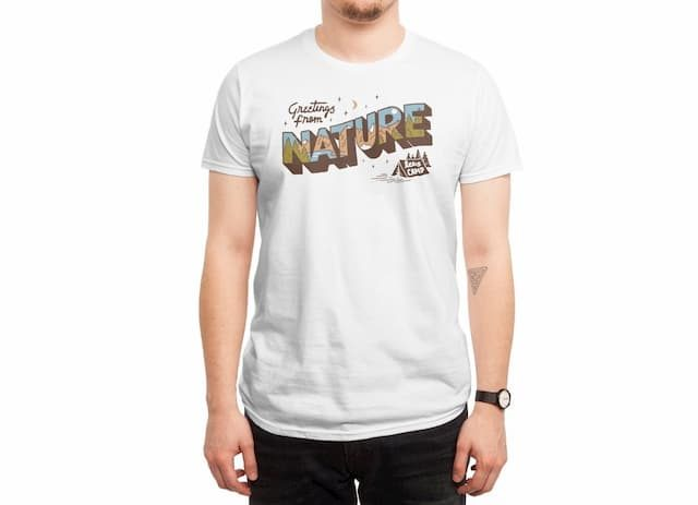 NATURE GREETINGS T-Shirt