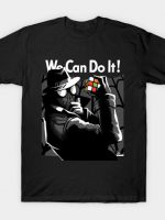 Noir Does Whatever A Spider Can T-Shirt