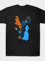 Old West Fantastic Four T-Shirt