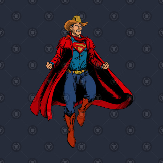 Old West Superman