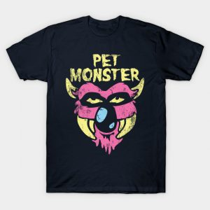 Pet Monster T-Shirt