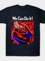 Peter Does Whatever A Spider Can T-Shirt