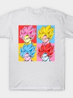 Pop Goku T-Shirt