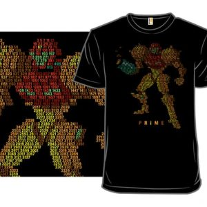 Samus Aran T-Shirt