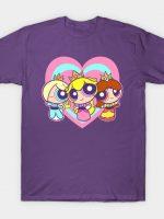 Princess Puff Girls T-Shirt