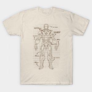 Project Iron Man T-Shirt