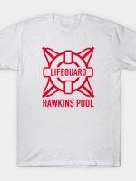 Public pool lifeguard T-Shirt