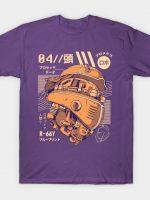 Robo-head T-Shirt
