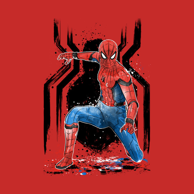 STARK Spider Suit