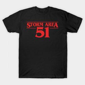 Storm Area 51 T-Shirt