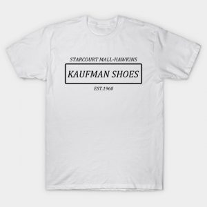 Kaufman Shoes T-Shirt