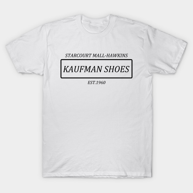 Kaufman Shoes T-Shirt