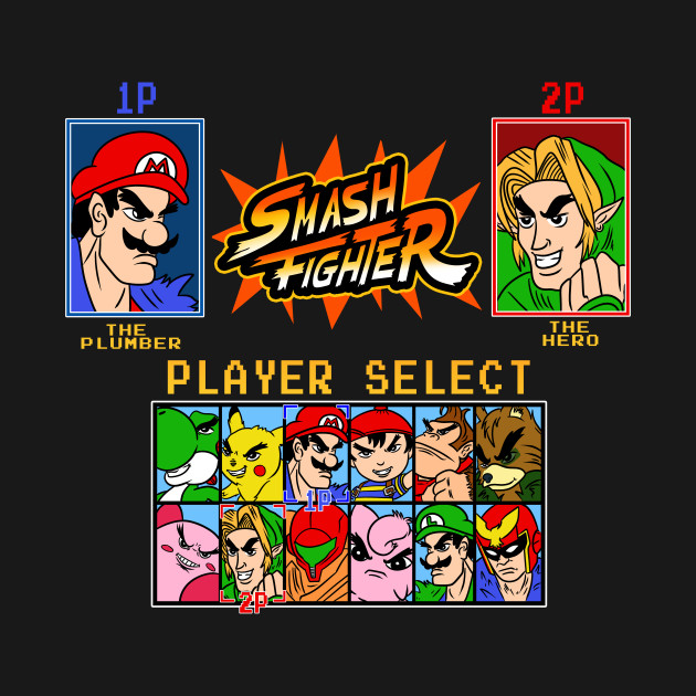 Smash Fighter