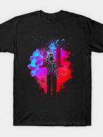 Soul of Telekinesis Power T-Shirt