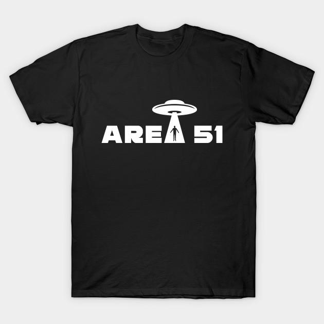 Storm Area 51 logo T-Shirt